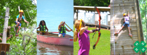 Cover photo for Dominion Energy Sponsorship for Camden County 4-H Campers