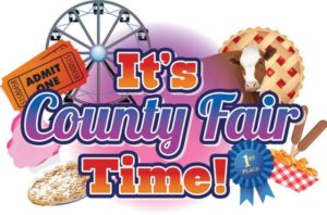 county fair-it's county fair time
