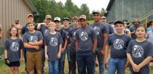 Cover photo for 4-H Bullets & Bows Club Members Qualify for State Competition