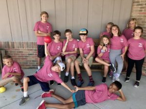 Cover photo for State Camp at the Eastern 4-H Center