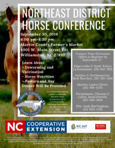 Cover photo for Northeast District Horse Conference