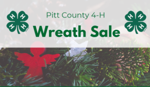 Cover photo for Pitt County 4-H Wreath Sale