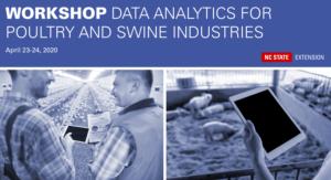 blue graphic for data analytics workshop