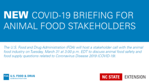 FDA COVID-19 briefing graphic