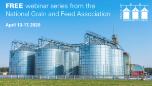 Cover photo for National Grain and Feed Association Hosting Free Webinar Series for Grain Safety Week