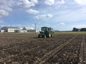 Cover photo for Early Planted Soybean Webinar RESCHEDULED