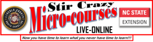 Cover photo for Stir Crazy Micro-Courses With Tom Dyson!