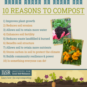 Cover photo for Compost at Home Webinar - May 7th