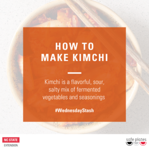 Cover photo for How to Make Kimchi