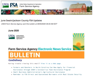 Cover photo for Farmers & Ranchers in NC Can Now Apply for Financial Assistance