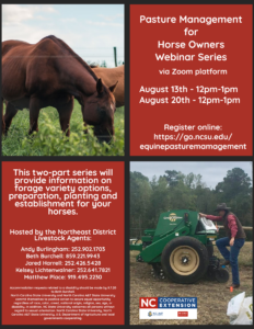 Cover photo for Pasture Management for Horse Owners