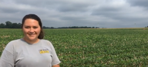 Cover photo for Iredell County Soybean Test Plot Video Update