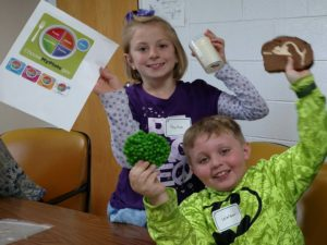 Cover photo for 4-H/EFNEP Nutrition Summer Camp!