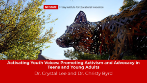 Cover photo for A Webinar for Educators and Community Leaders Featuring #PTMY