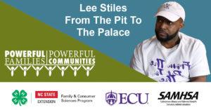 Lee Stiles, Webinar 8