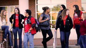 CALS students