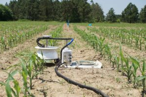 Cover photo for Research in Agronomic Systems' Greenhouse Gas Emissions