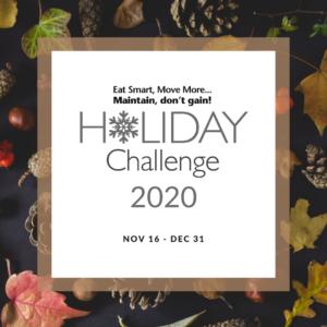 Holiday Challenge 2020