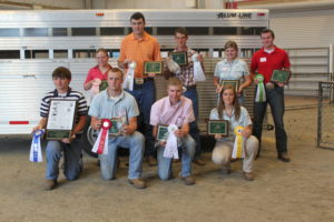 Cover photo for 2020 State 4-H Livestock Contest Results