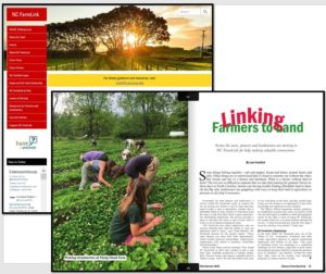 Cover photo for NC FarmLink