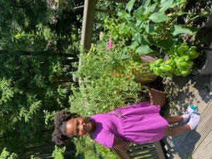 Cover photo for We Grow Young Gardeners