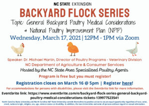 Cover photo for Backyard Flock Series