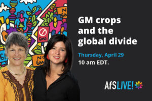 Cover photo for Interview With Jennifer Thomson, Author of GM Crops and the Global Divide