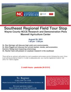 Cover photo for Southeast Regional Field Tour Stop