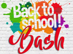 Cover photo for Back to School Bash