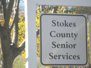 Cover photo for Friday Spotlight: Stokes County Senior Services