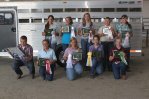 Cover photo for NC 4-H State Livestock Contests