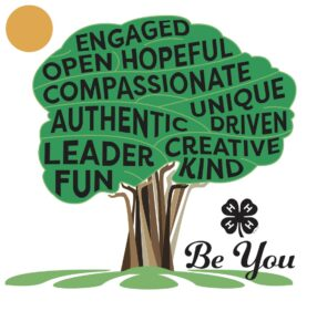 Cover photo for State 4-H Officer Candidate Website