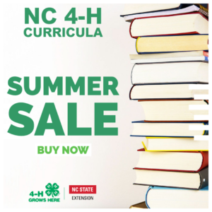 Cover photo for Summer Curriculum Sale!