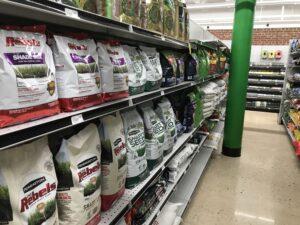 bagged cool-season turfgrass seed