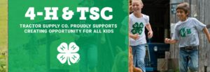 Cover photo for It's Paper Clover Time at Tractor Supply!!!
