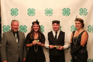 Cover photo for Orange County 4-H Staff Recognized at 2021 NCAE4-HYDP Annual Conference